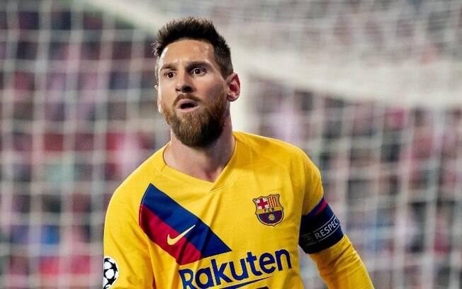 Barcelona já se prepara para sobreviver sem Messi num futuro próximo