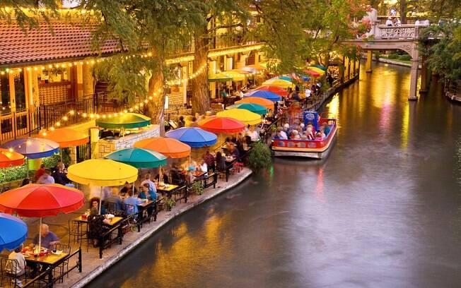 San Antonio é conhecida por ter influência de vários países