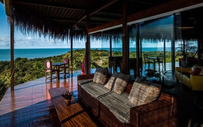 O Céu de Boipeba, na Ilha de Boipeba, é uma opção brasileira para os turistas que querer ter chamativas fotos de viagem