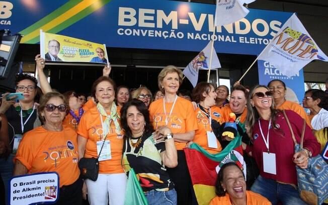 Convenção do PSDB acontece neste sábado (4) e oficializará nome de Geraldo Alckmin