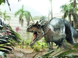 Cientista reclama que Diabolus Rex – híbrido de T-Rex, velociraptor, cobra e lula – tem polegares
