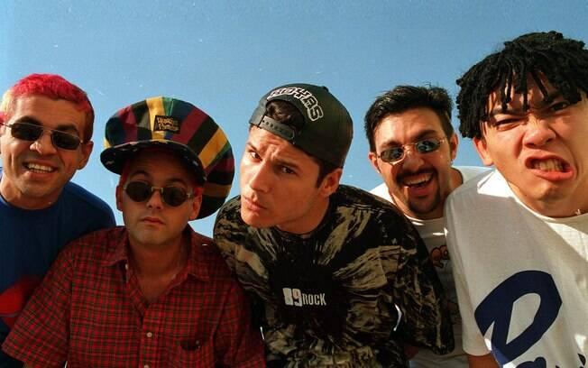 Os Mamonas Assassinas foram um dos maiores sucessos musicais no País nos anos 1990
