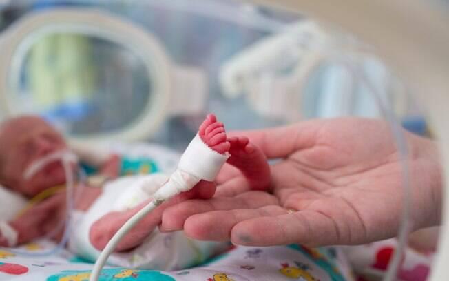 Ao serem analisados com 11 anos de idade, os bebês prematuros que foram tratados com cafeína estavam mais saudáveis
