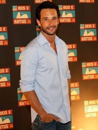 No elenco do filme, Rodrigo Santoro estava orgulhoso com o resultado do filme