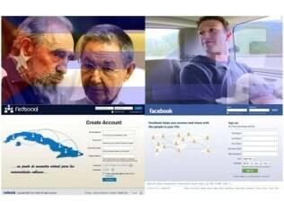 Rede social cubana possui aparência parecida com o Facebook