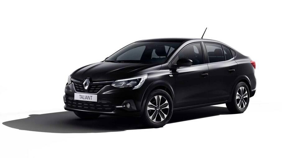 Renault Taliant, como o novo Logan é conhecido na Turquia, deve ser vendido no Brasil até 2022