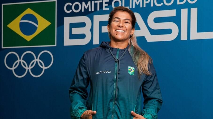 Surfista Silvana Lima