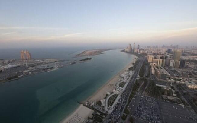 Lançamento do 50 Best Restaurants do Oriente Médio e do Norte da África em Abu Dhabi, nos Emirados Árabes Unidos, em fevereiro de 2022