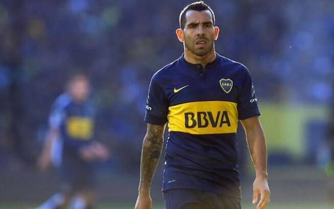 Tevez já tem duas passagens pelo Boca Juniors e deve jogar por lá pela terceira vez aos 33 anos