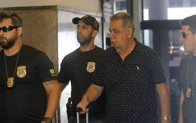 Jorge Picciani (MDB), ex-presidente da Assembleia Legislativa do RJ, é suspeito de ser um dos mandantes da morte de Marielle Franco (PSOL)