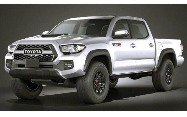 """A Toyota Tacoma deve chegar ao mercado para atender a geração """"millennials"""