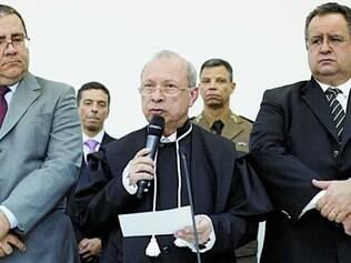 Lei. Geraldo Augusto disse que, apesar de lacuna na legislação, vai aplicar na web regras gerais