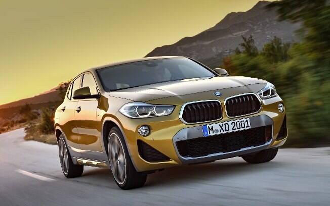 BMW X2: novo modelo tem forte apelo esportivo e se aproxima mais de um hatch do que de um SUV tradicional