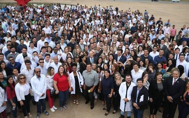 Governo diz que 17% das vagas do Mais Médicos ainda não foram preenchidas