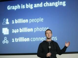 Mark Zuckerberg apresentou nova busca do Facebook