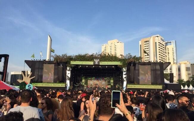 Coala Festival contou com Duda Beat, Elba e Baiana System