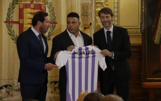 Jogador do Valladolid, clube de Ronaldo, também foi preso na operação