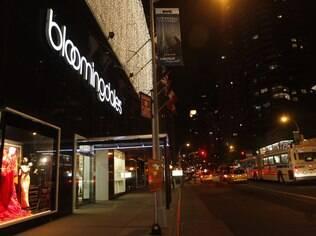 Bloomingdale's é um dos ícones de NY