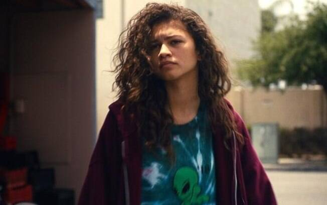 Na CCXP Worlds, Zendaya fala sobre interpretar Rue na série 'Euphoria'