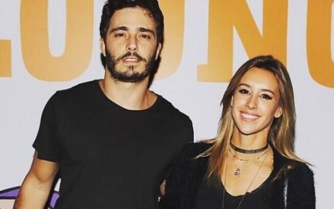 Thiago Rodrigues e Cris Dias