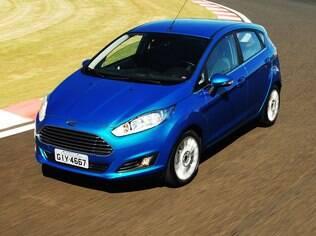 Ford Fiesta 1.0 EcoBoost até parece um esportivo na hora de acelerar