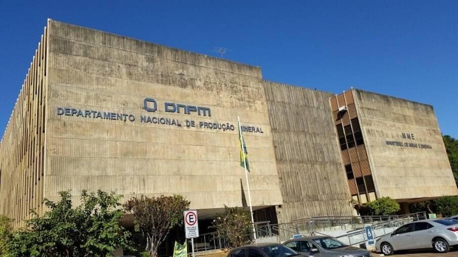 Agência Nacional de Mineração (ANM)