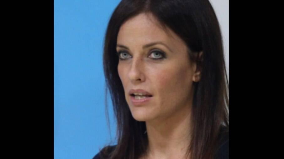 Jornalista espanhola, Cristina Seguí