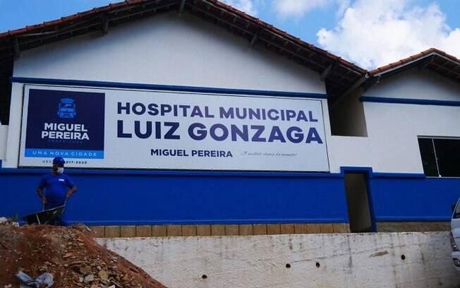 O município de Miguel Pereira, no Rio de Janeiro, registrou a primeira morte em decorrência do coronavírus