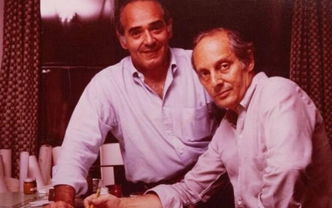Livro festeja 50 anos de vida e obra da dupla Attilio e Gregorio