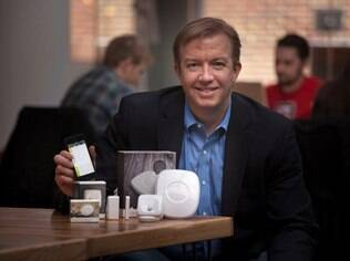 Alex Hawkinson, fundador da SmartThings: