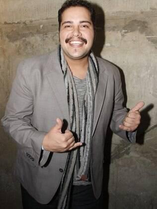Tiago Abravanel recebeu prêmio por sua atuação como Tim Maia