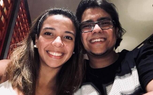 O casal de jovens admite que a tentação existe, mas a intimidade com Deus os ajuda a superar os desafios a cada dia