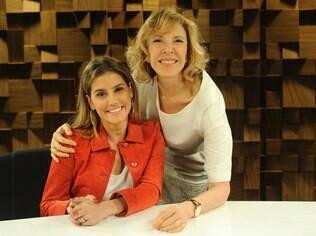 Deborah Secco em entrevista para Marília Gabriela