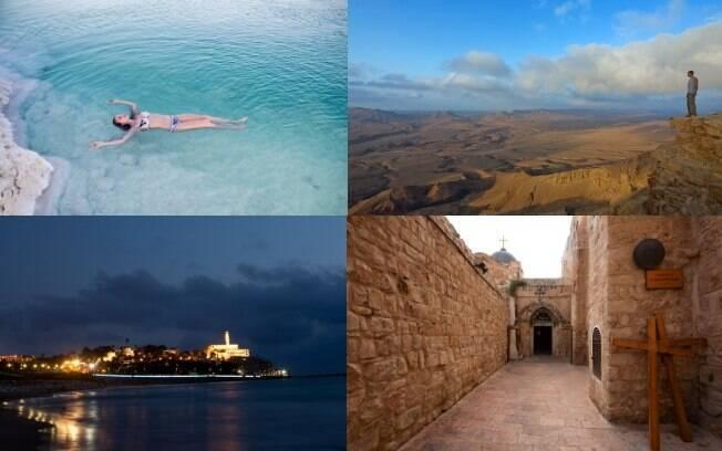 Natureza, história e até agito na noite: você vai encontrar muito o que fazer em Israel se decidir visitar o país