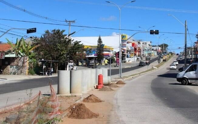 Prefeitura de Campinas realiza alterações viárias no Ouro Verde
