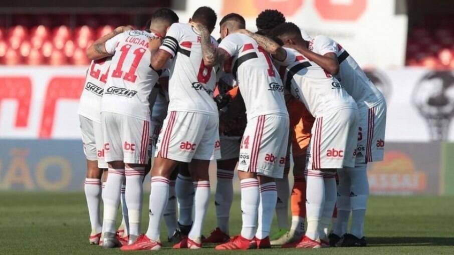São Paulo volta a campo pelo Brasileirão nesta quarta