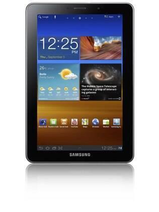 Galaxy Tab 7.7 não pode mais ser vendido em países da União Europeia