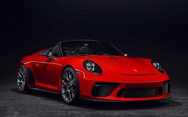 Porsche 911 Speedster deverá atrair muitos fãs da marca no Salão de Paris