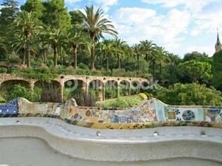 Parque Güell: obra de arte ao ar livre e para o desfrute de todos