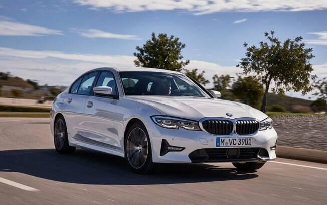 O BMW 320i virá para complementar o portfólio do Série 3, com motor 2.0 de 184 cv