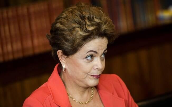 A presidente Dilma: pedaladas faz parte das armas de opositores para derrubá-la do poder