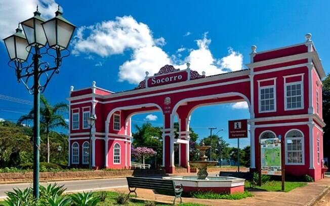 A 132 quilômetros de São Paulo, Socorro é a cidade que oferece de tudo um pouco e fica lotada durante as férias