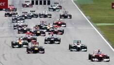 Acompanhe os treinos do GP da Alemanha