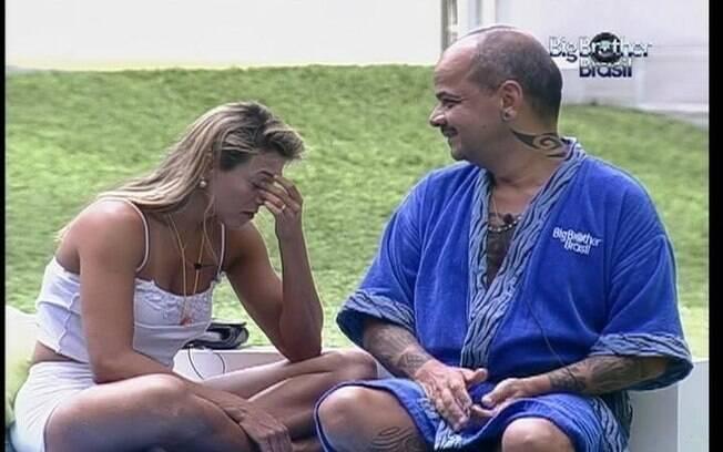 Para evitar empate entre Kelly e Fael, João Carvalho diz para Fabiana que ela deveria ter indicado Jonas