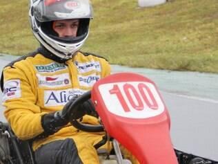Gustavo Flausino superou líder Gustavo Martins e ficou com o título neste domingo
