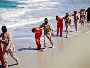 Ataque a cristãos etíopes na Líbia
