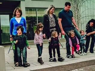 UpSee. Pais de crianças com necessidades especiais veem no lançamento da Leckey uma possibilidade de inserção