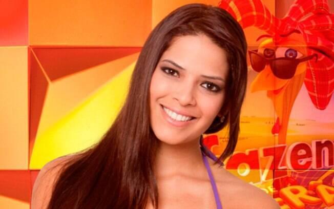Nuelle Alves: modelo de 23 anos diz que gosta de chamar a atenção