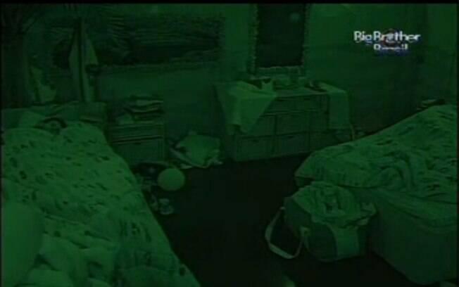 Competidores descansam após noite marcada por especulações em torno da Eliminação de Ronaldo