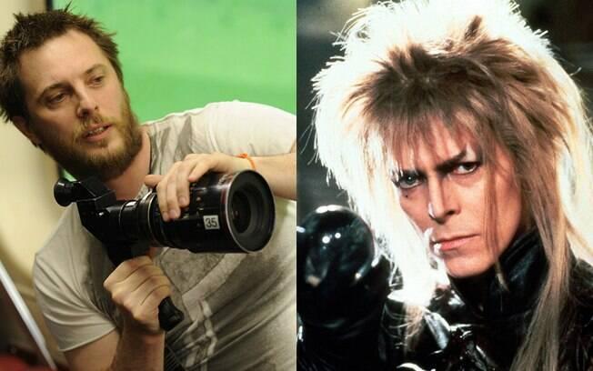 Duncan Jones é filho do astro David Bowie e prefere não utilizar o sobrenome do pai